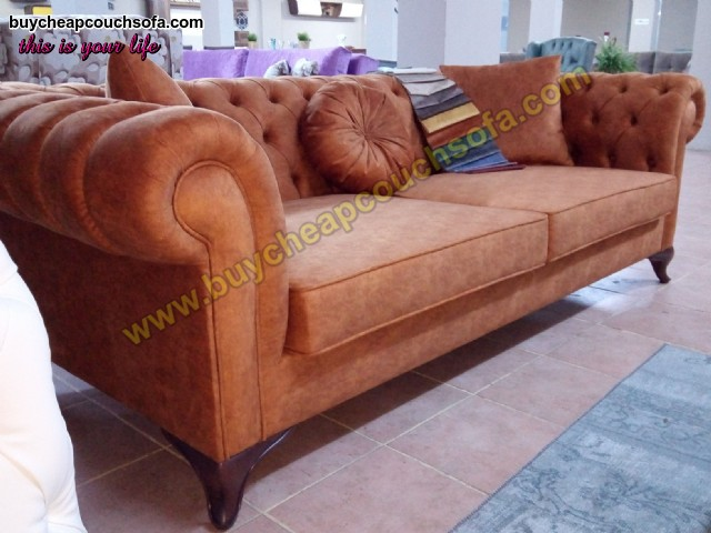 Luxury Chesterfield Couch