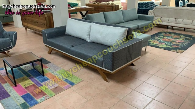 Plus 3 Seats Couch